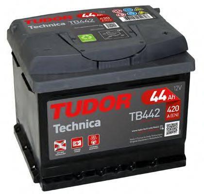 TUDOR TB442 Стартерная аккумуляторная батарея; Стартерная аккумуляторная батарея