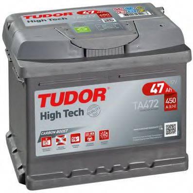 TUDOR TA472 Стартерная аккумуляторная батарея; Стартерная аккумуляторная батарея