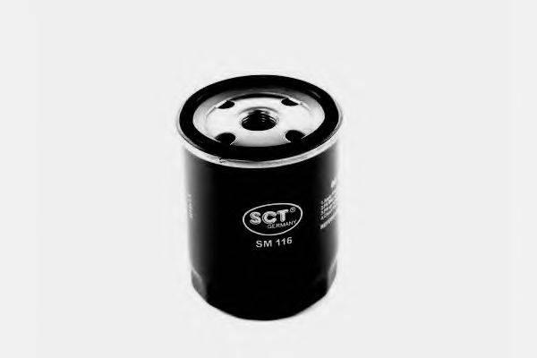 SCT GERMANY SM116 Масляный фильтр