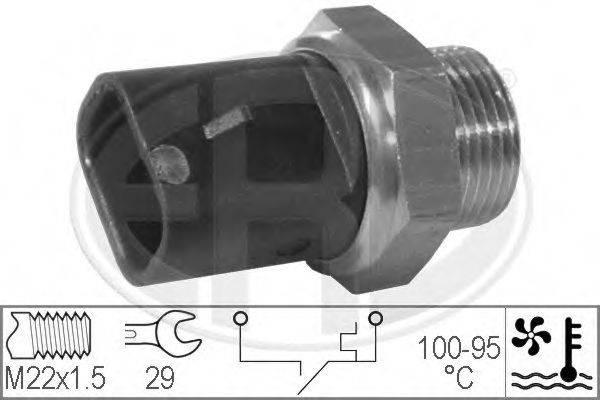 ERA 330277 Термовыключатель, вентилятор радиатора