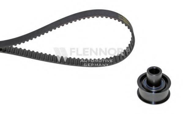 FLENNOR F904018 Комплект ремня ГРМ