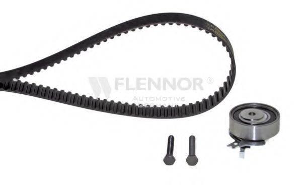 FLENNOR F904209V Комплект ремня ГРМ