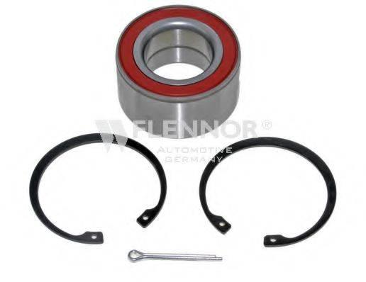 FLENNOR FR290921 Комплект подшипника ступицы колеса