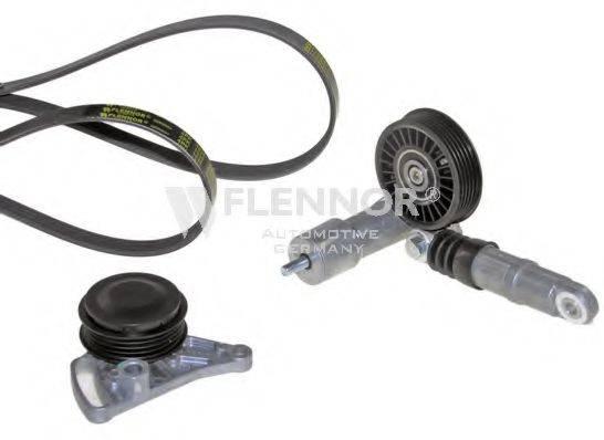 FLENNOR F915PK1435 Поликлиновой ременный комплект