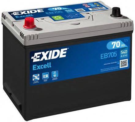 EXIDE EB705