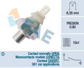 FAE 12930 Датчик давления масла