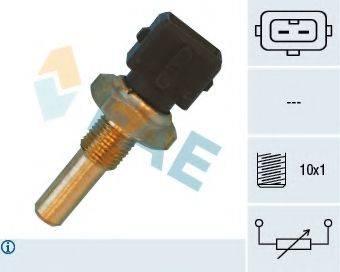 FAE 33145 Датчик, температура масла; Датчик, температура охлаждающей жидкости