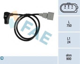 FAE 79059 Датчик импульсов; Датчик частоты вращения, управление двигателем
