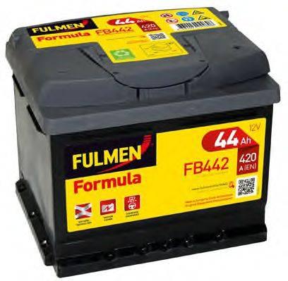 FULMEN FB442 Стартерная аккумуляторная батарея; Стартерная аккумуляторная батарея