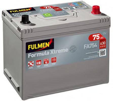 FULMEN FA754 Стартерная аккумуляторная батарея; Стартерная аккумуляторная батарея