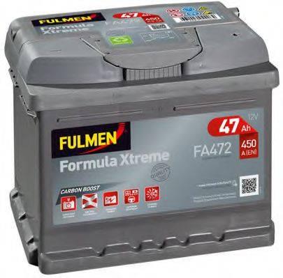 FULMEN FA472 Стартерная аккумуляторная батарея; Стартерная аккумуляторная батарея