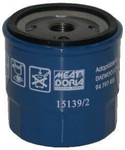 MEAT & DORIA 151392 Масляный фильтр
