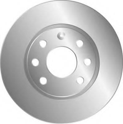 MGA D880 Тормозной диск