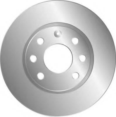 MGA D896 Тормозной диск