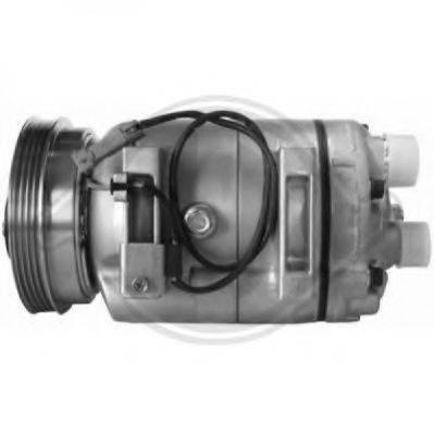 DIEDERICHS 7101601 Компрессор, кондиционер