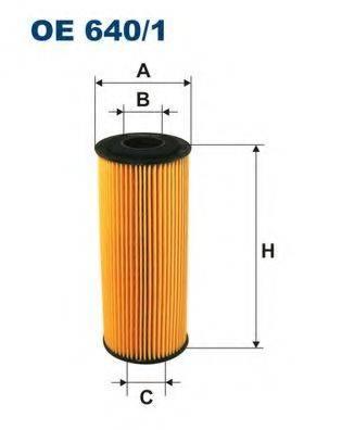 FILTRON OE6401 Масляный фильтр