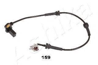 ASHIKA 15101159 Датчик, частота вращения колеса