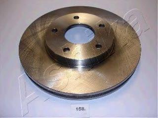 ASHIKA 6001158 Тормозной диск