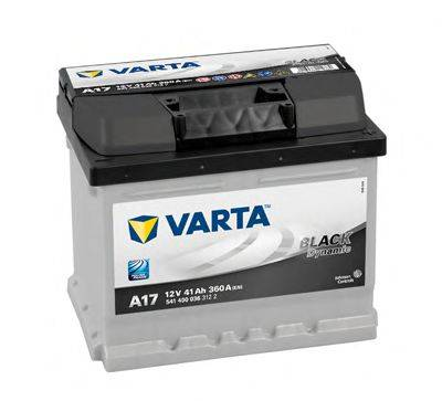 VARTA 5414000363122 Стартерная аккумуляторная батарея; Стартерная аккумуляторная батарея