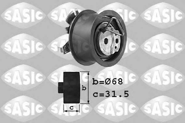 SASIC 1706005 Натяжной ролик, ремень ГРМ