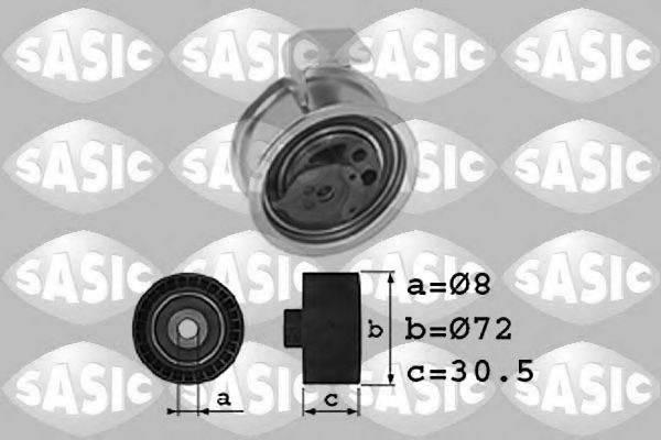 SASIC 1706017 Натяжной ролик, ремень ГРМ