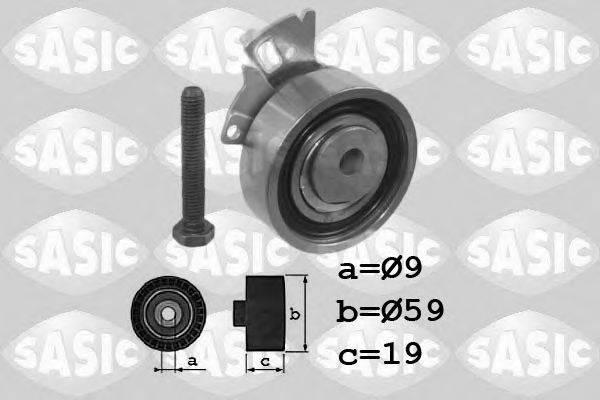 SASIC 1706041 Натяжной ролик, ремень ГРМ