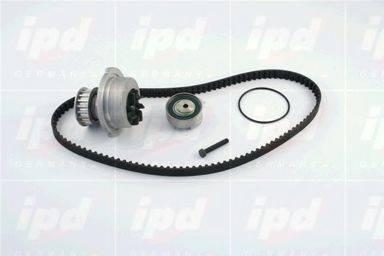 IPD PK03121 Комплект ремня ГРМ