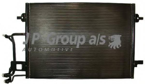 JP GROUP 1127200600 Конденсатор, кондиционер