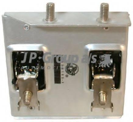 JP GROUP 1196851000 Сопротивление, вентилятор салона