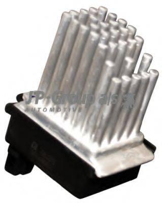 JP GROUP 1196851100 Сопротивление, вентилятор салона