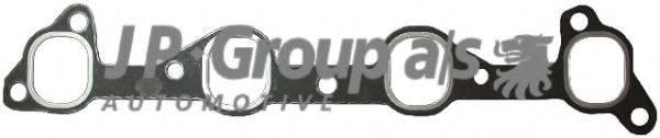 JP GROUP 1219602100 Прокладка, выпускной коллектор