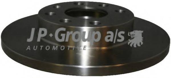 JP GROUP 1263101000 Тормозной диск