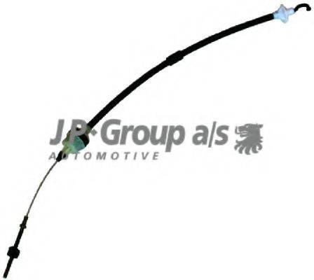 JP GROUP 1270200400 Трос, управление сцеплением