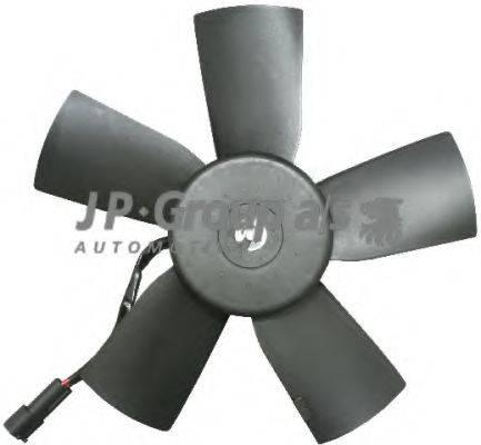 JP GROUP 1299100100 Электродвигатель, вентилятор радиатора
