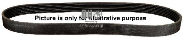 JP GROUP 1118107800 Поликлиновой ремень