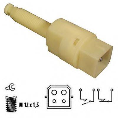 SIDAT 5140037 Выключатель фонаря сигнала торможения