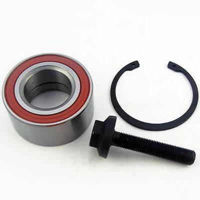 SIDAT 460061 Комплект подшипника ступицы колеса