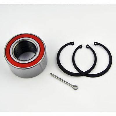 SIDAT 460071 Комплект подшипника ступицы колеса