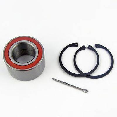 SIDAT 460084 Комплект подшипника ступицы колеса