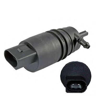 SIDAT 55123 Водяной насос, система очистки окон