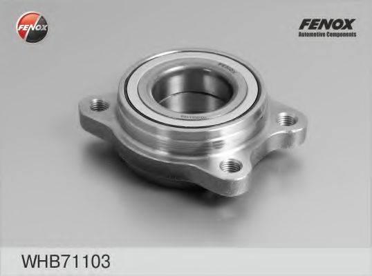 FENOX WHB71103 Ступица колеса