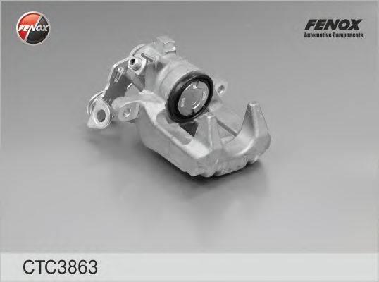 FENOX CTC3863 Комплект корпуса скобы тормоза