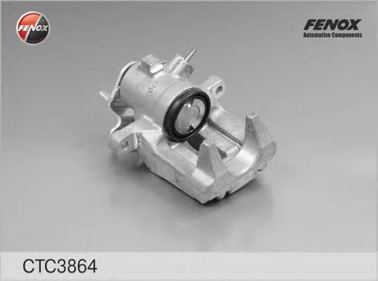 FENOX CTC3864 Комплект корпуса скобы тормоза