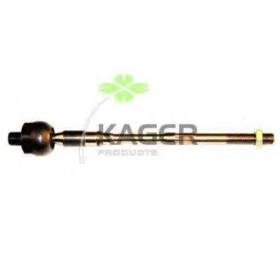 KAGER 411008 Осевой шарнир, рулевая тяга