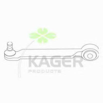 KAGER 870906 Рычаг независимой подвески колеса, подвеска колеса