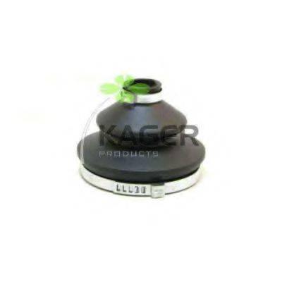 KAGER 130408 Комплект пылника, приводной вал