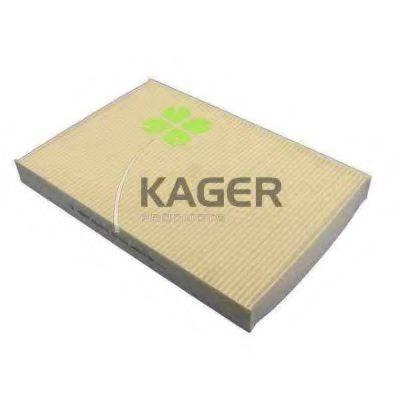 KAGER 090125 Фильтр, воздух во внутренном пространстве