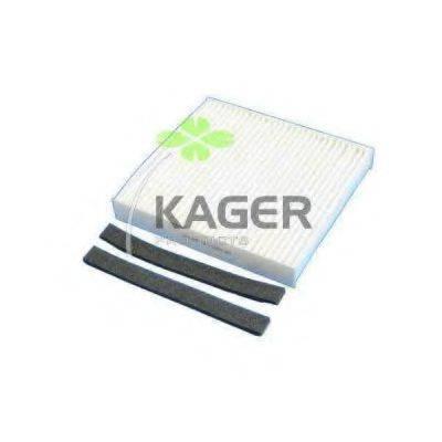 KAGER 090071 Фильтр, воздух во внутренном пространстве