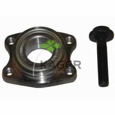 KAGER 830205 Комплект подшипника ступицы колеса