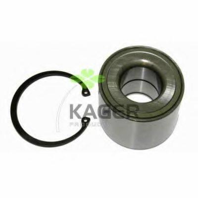 KAGER 831238 Комплект подшипника ступицы колеса